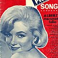 Favourite film songs (Aust) 1960