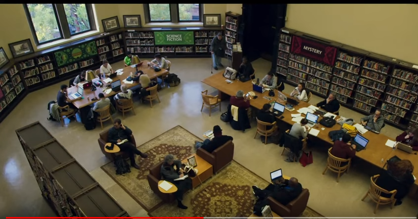 Ex Libris, un documentaire pour visiter la New York Public Library