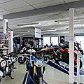 Visite à la Une : Speed Motos Suzuki à <b>Chalezeule</b>