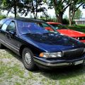 Buick roadmaster estate wagon (1991-1996)(RegioMotoClassica 2010) 01