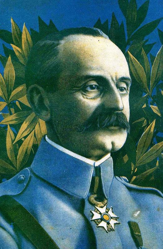 1918 06 01 général Maurice de Barescut 1865-1960
