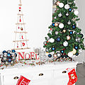 Noël is coming.