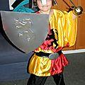 Les accessoires du chevalier