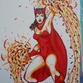 Ma version de scarlet witch