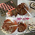 Des coeurs pour la st valentin ... ah ? tiens ? chocolats et macarons, recettes.