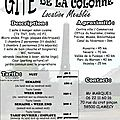 Cours Informatique & Location Gite