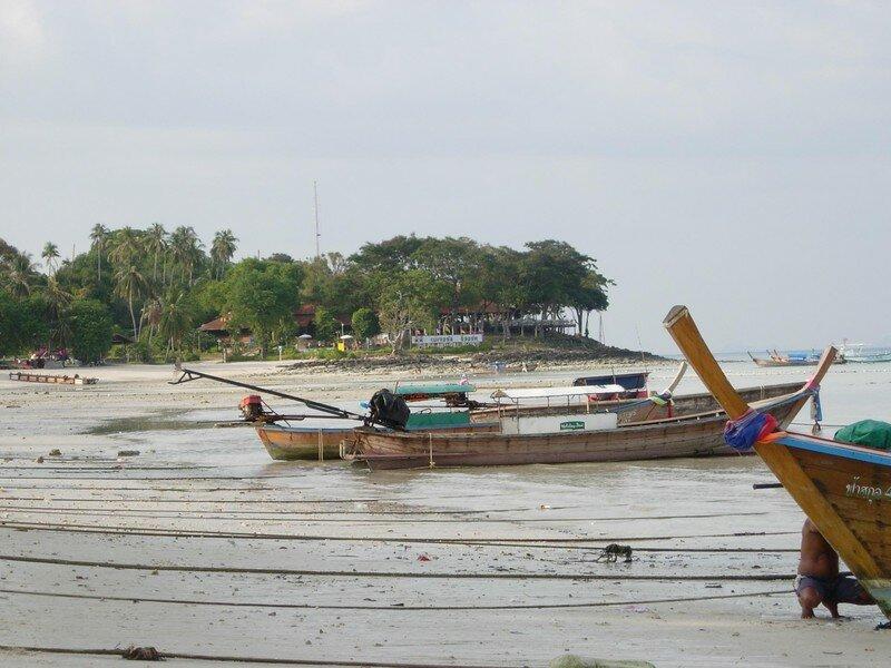 Ko Phi Phi - Plage