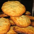 Petits biscuits croquants