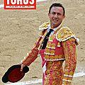 Le numéro 2003 de la revue toros est paru le 19 juin.