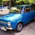Fiat 850 spécial de 1968 (34ème Internationales Oldtimer meeting