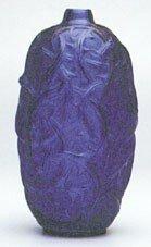 Vase - Ronce bleu