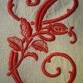 E rouge, deuxième version