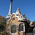 Barcelone, Park Güell_5233