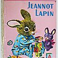 <b>Livre</b> Collection ... JEANNOT LAPIN (1955) * Petit <b>livre</b> <b>d</b>'<b>Or</b>