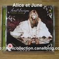 CD Goodbye Lullaby-édition collector-version européenne (2011)