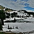 Tipsoo lake naches peak - mount rainier