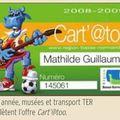 La cart'@too 2008-2009 : toujours plus d'avantages pour seulement 10€
