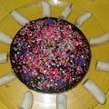 35-Le beau gâteau de la maman de Simru.