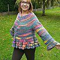 Interview 100% crochet : sandrine campaña garcia