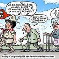 Le combat des retraites