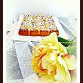 Gâteau léger au citron.....demarle