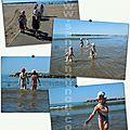 Mardi 4 juillet 2017 - journée plage