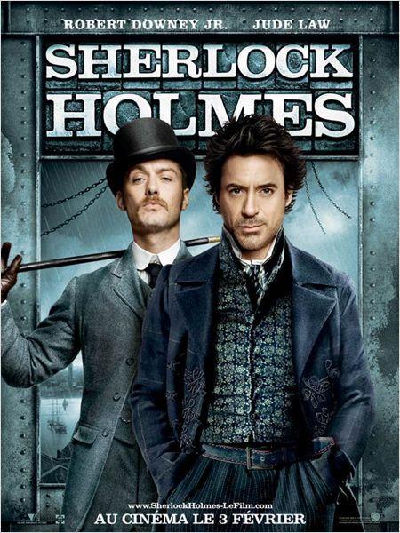 Sherlock Holmes - * *