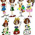 7 sassy hobby girls en free