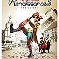 <b>Festival</b> <b>Renaissances</b> 2015, c'est parti !