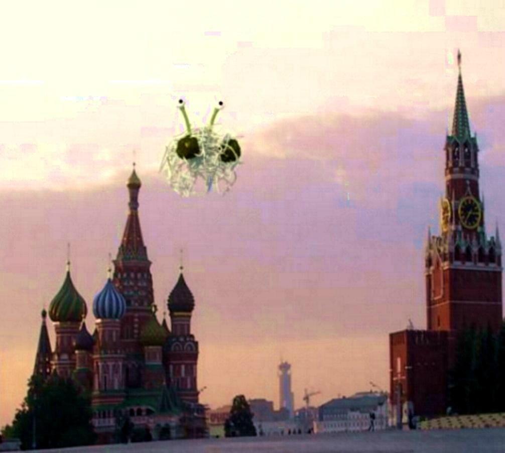 FSM à Moscou