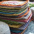 Granny blanket 2015 #juin