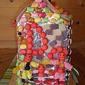 Maison en bonbons