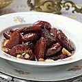 chbih essofra aux noix authentique- terroir bônois /cuisine algérienne-
