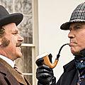 Holmes and <b>Watson</b>