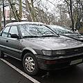 <b>TOYOTA</b> Corolla E90 1.6 GL liftback