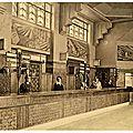 Bureau de Poste, Bar le duc, France, 1925