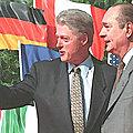 Bill Clinton, l'ami de la France
