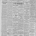 Les chaprais dans la presse du 30 juillet 1926...