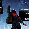 Movie and draw Spiderman new génération