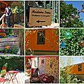 Le <b>jardin</b> de Mme Irma à <b>Chaumont</b> sur <b>Loire</b>
