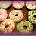 Donuts gourmande à l'americaine
