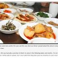 My korean cuisine