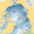 Carte des courants ©philippe rekacewicz,