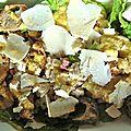 Connaissez-vous la salade césar ou caesar ?