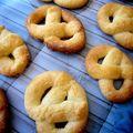 Norvegian kringle cookies