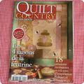 Quilt Country - Les quatre saisons de la feutrine