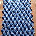 <b>Plaid</b> Vasarely