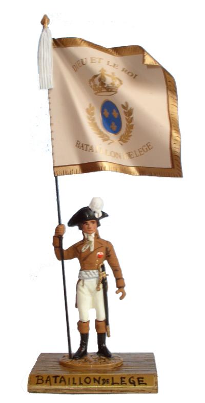 Drapeau du bataillon de Legé