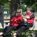 Triplettes Féminines à Golbey le 06 mai 2007