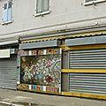 Quartier Drouot - Installation <b>fresque</b> intergénérationnelle...
